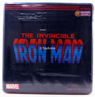 Mezco Toys One:12 Collective: The Invincible Iron Man: Stealth Armor PX Exclusive Action Figure