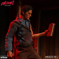 Mezco Toys One:12 Collective: Ash Evil Dead 2 Action Figure