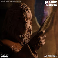 Mezco Toys ONE:12 Collective Planet of the Apes (1968) Dr. Zaius Action Figure