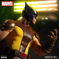 Mezco Toys One:12 Collective: Wolverine Action Figure