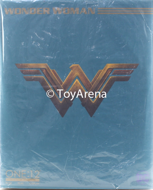 Mezco Toys One:12 Collective: Wonder Woman Action Figure