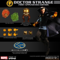 Mezco Toys One:12 Collective: Dr. Strange First Appearance Edition Action Figure