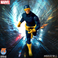 Mezco Toys One:12 Collective: Classic Cyclops PX Exclusive Action Figure