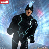 Mezco Toys One:12 Collective: Marvel Black Bolt and Lockjaw Action Figure 9