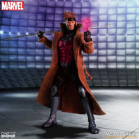 Mezco Toys One:12 Collective: Gambit Action Figure 2