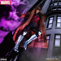 Mezco Toys One:12 Collective: Gambit Action Figure 3