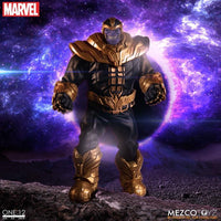 Mezco Toys One:12 Collective: Thanos (Comic) Action Figure 2