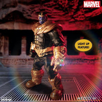 Mezco Toys One:12 Collective: Thanos (Comic) Action Figure 3