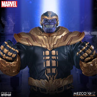 Mezco Toys One:12 Collective: Thanos (Comic) Action Figure 5
