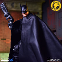 Mezco Toys ONE:12 Collective Batman Supreme Knight Shadow Edition Exclusive Action Figure