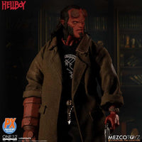 Mezco Toys One:12 Collective: Hellboy PX Excluive Action Figure 2