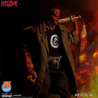 Mezco Toys One:12 Collective: Hellboy PX Excluive Action Figure 3