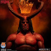 Mezco Toys One:12 Collective: Hellboy PX Excluive Action Figure 5