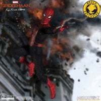 Mezco Toys One:12 Collective: Spider-Man Far From Home Deluxe Edition Action Figure