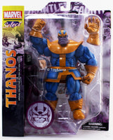 Marvel Select Thanos and Mistress Death Action Figure