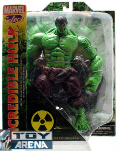 Marvel Select The Incredible Hulk Action Figure
