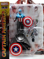 Marvel Select Captain America Special Collection Edition Action Figure