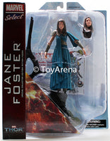 Marvel Select Thor 2 Jane Froster The Dark World Action Figure