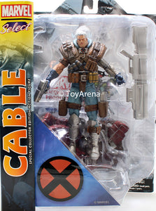 Marvel Select Cable X-Men X-Force Action Figure