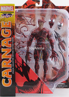 Marvel Select Carnage From Spider-Man Action Figure