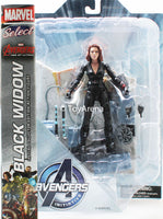 Marvel Select Black Widow Avengers 2 Age of Ultron Action Figure