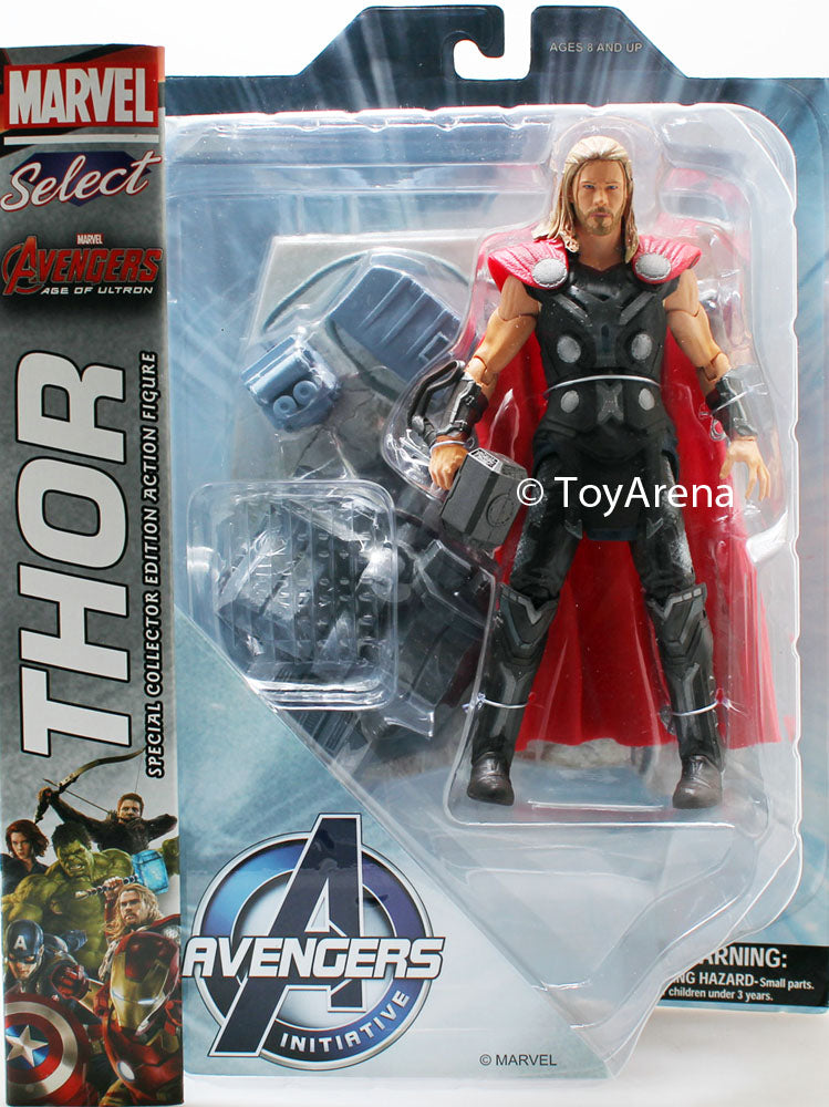 Marvel Select Thor Avengers 2 Age of Ultron Action Figure
