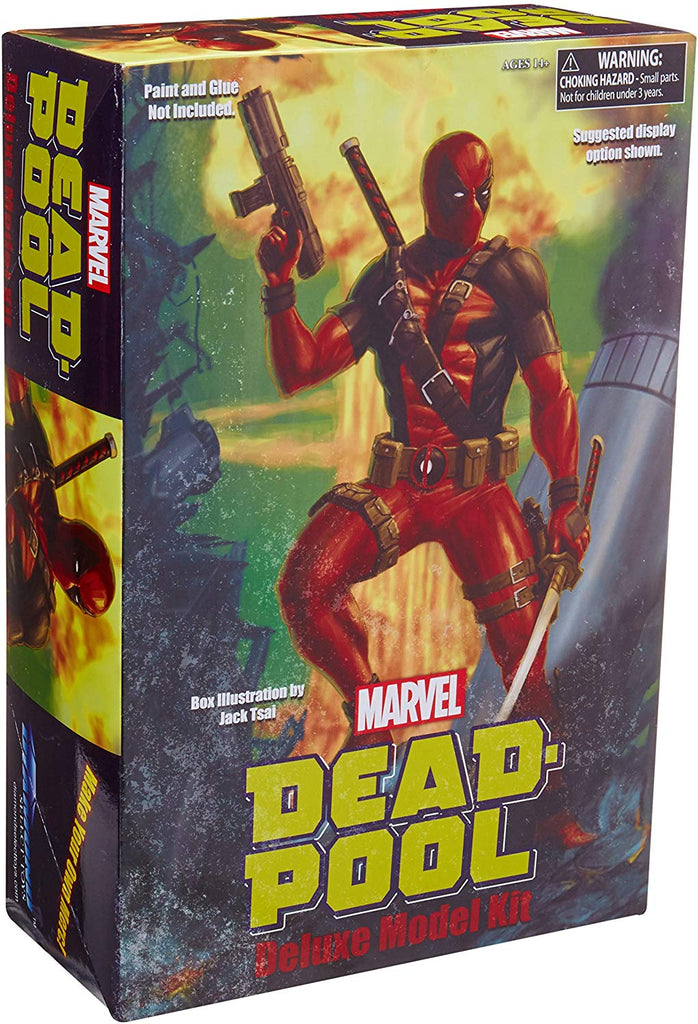 Marvel Diamond Select Deadpool Model Kit 1