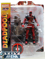 Marvel Select Deadpool Masked Action Figure