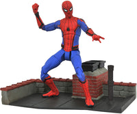 Marvel Select Spider-Man Spiderman Homecoming Action Figure
