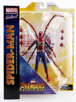 Marvel Select Iron Spider Spider-Man Avengers Infinity War Action Figure