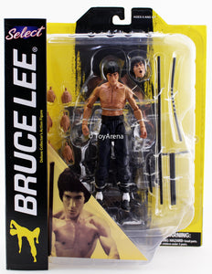 Diamond Select Bruce Lee Shirtless Action Figure