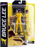 Diamond Select Bruce Lee Yellow Jumpsuit Action Figure