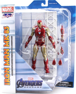 Marvel Select Iron Mak Mark 85 Avengers 4 Endgame Action Figure