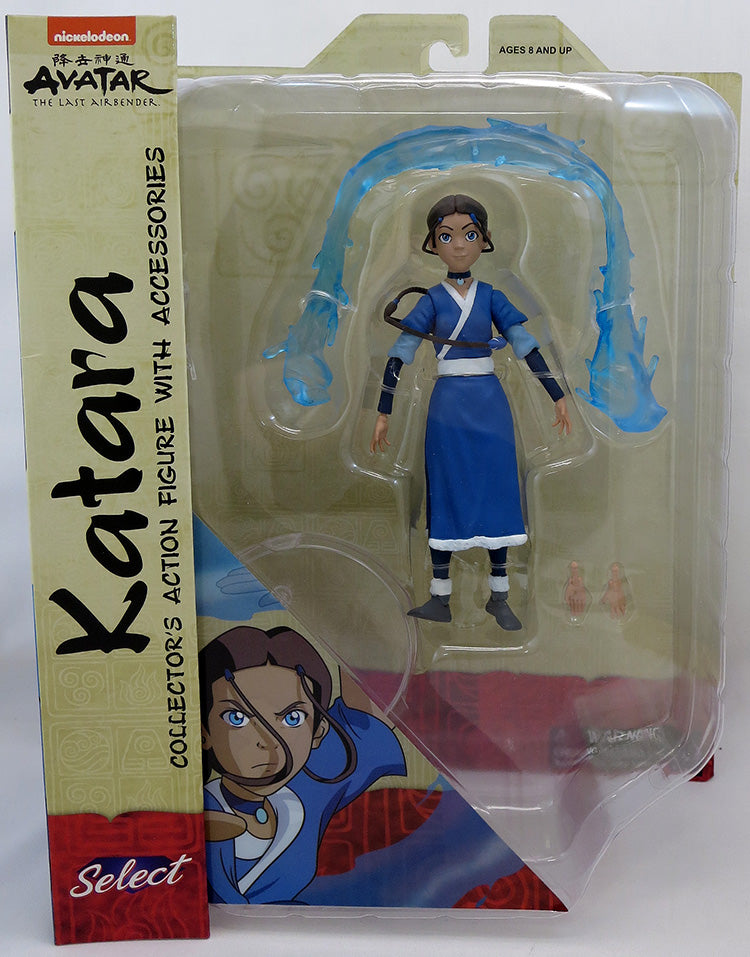 Diamond Avatar: The Last Airbender Select Katara Action Figure