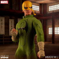 Mezco Toys One:12 Collective: Iron Fist Action Figure 2