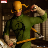 Mezco Toys One:12 Collective: Iron Fist Action Figure 6