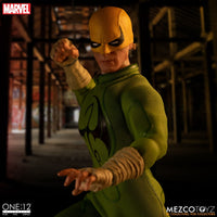 Mezco Toys One:12 Collective: Iron Fist Action Figure 8