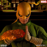 Mezco Toys One:12 Collective: Iron Fist Action Figure 10