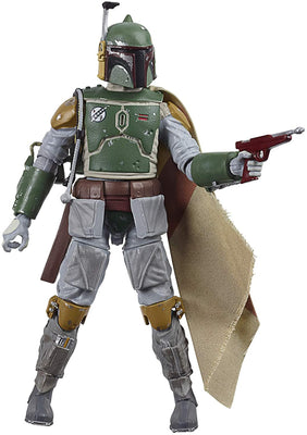Hasbro Star Wars Black Series Empire Strikes Back 40th Anniversary Boba Fett 6 Inch Action Figure