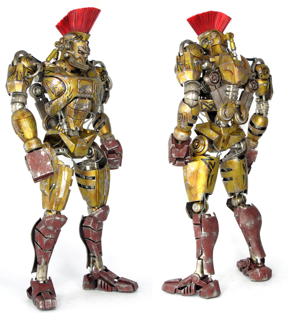 3A 1/6 Real Steel Midas Scale Figure