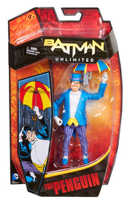 Batman Unlimited The Penguin Action Figure