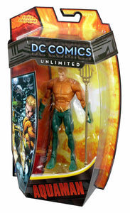 DC Comics Unlimited Aquaman Action Figure 1