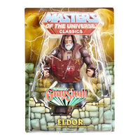 The Power of Greyskull Eldor Masters of the Universe Classics Action Figure