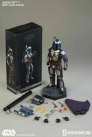 Sideshow Collectibles 1/6 Star Wars Episode II Attack of the Clones Jango Fett Sixth Scale Figure