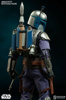 Sideshow Collectibles 1/6 Star Wars Episode II Attack of the Clones Jango Fett Sixth Scale Figure 3