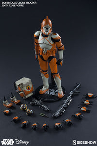 Sideshow Collectible 1/6 Star Wars Bomb Squad Clone Trooper: Ordnance Specialist Sixth Scale