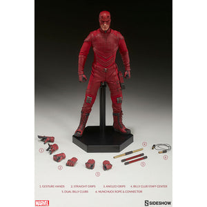 Sideshow Collectibles 1/6 Marvel Comics Daredevil Sixth Scale Figure 1