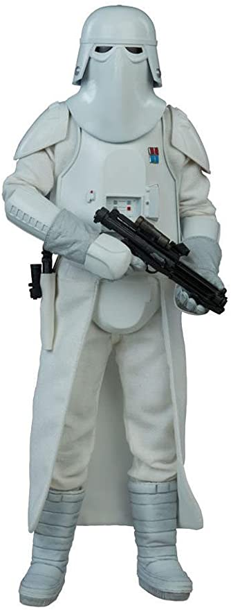 Sideshow Collectibles 1/6 Star Wars Episode V Empire Strikes Back Snowtrooper Commander Sixth Scale Figure