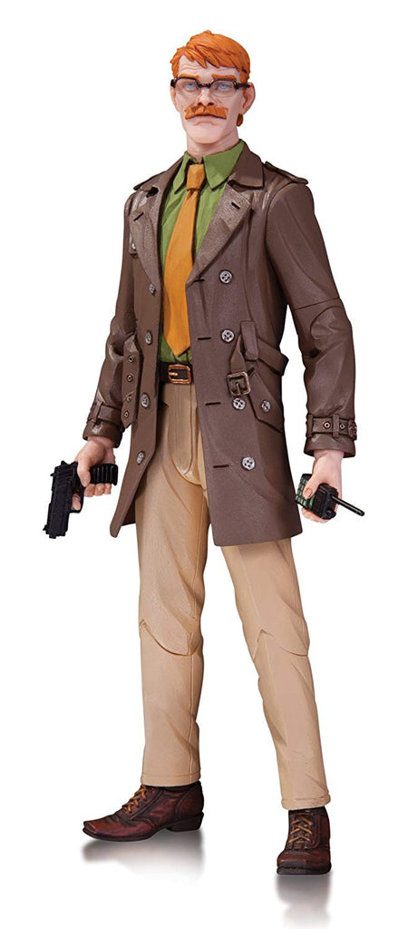 DC Collectibles DC Comics Designer Commissioner Gordon Greg Capullo Action Figure