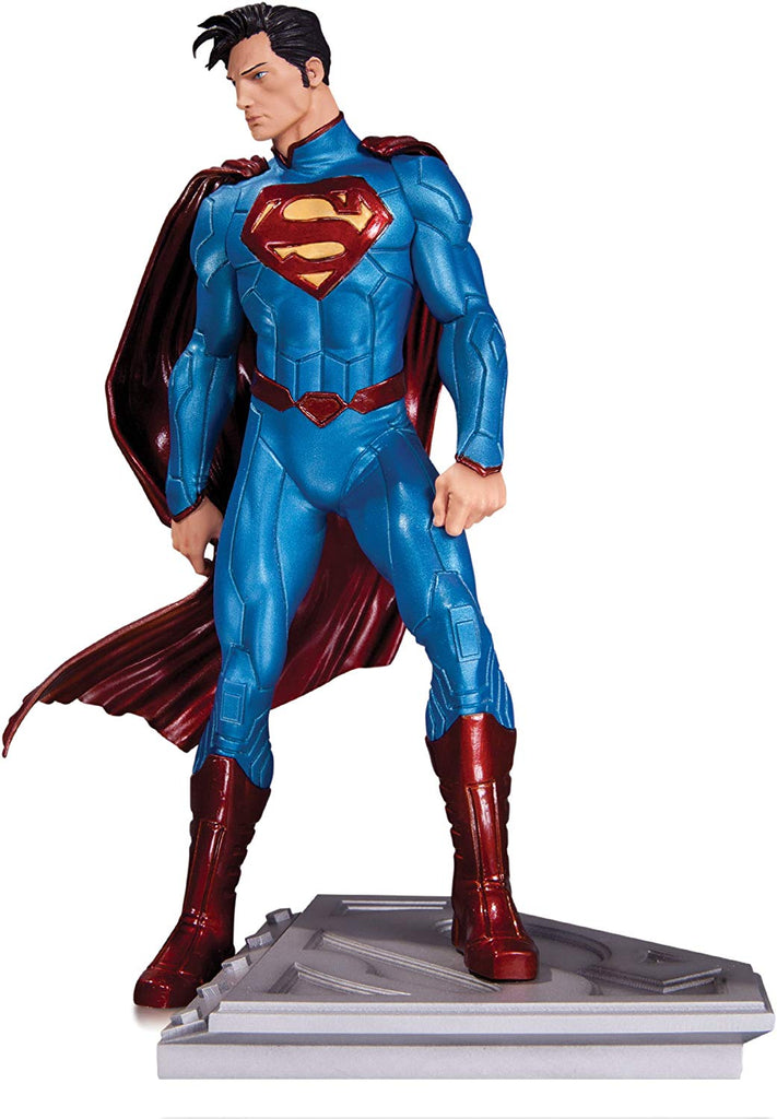 DC Collectibles Superman The Man of Steel by John Romita Statue 1